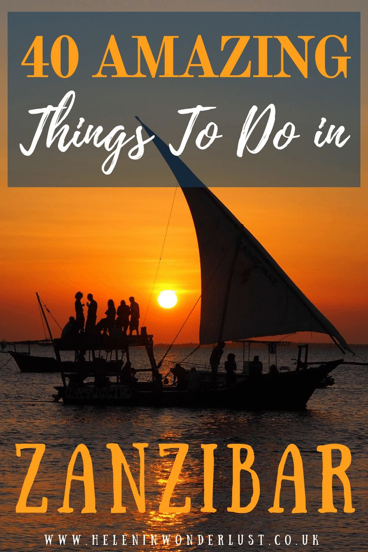 40 Amazing Things To Do in Zanzibar - Activities to Suit Every Budget