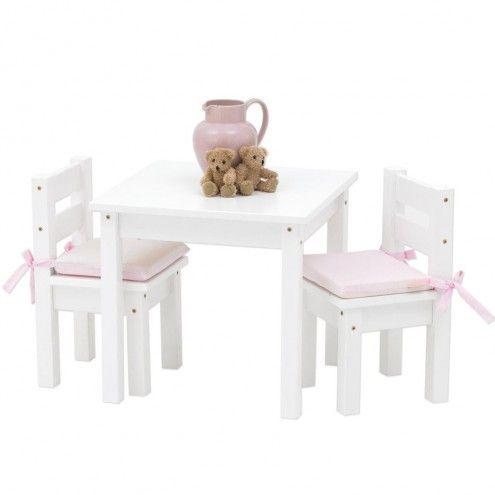 """Hoppekids Fairytale Flower putesett til """"Bord med 2 stoler"""""""