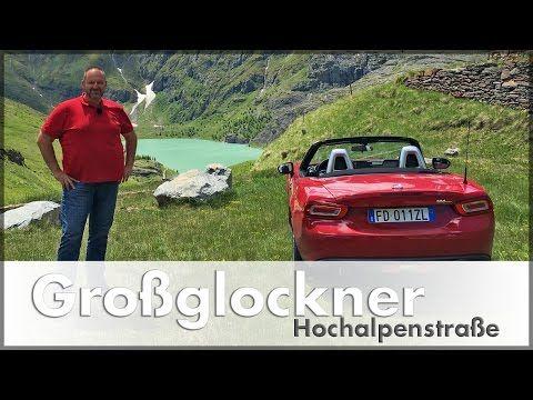 """Das zweite Ziel unserer Serie Die Schönsten Straßen führt uns auf die Großglockner-Hochalpenstraße. Diesmal mit dabei: Der neuer Fiat 124 Spider. Bei perfektem Wetter dürfen wir auf der kurvenreiche Strecke das Fahren in dem heckgetriebenen Roadster genießen und zeigen warum diese Alpenstrecke für uns zu den Schönsten Straßen"""" gehört. Quelle: http://ift.tt/1ISU4Q3  Gerne kannst Du unsere Videos kostenlos auf Deine Seite/Channel hochladen oder einbinden. Wir möchten Dich nur bitten…"""