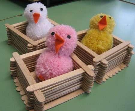 Pasqua: lavoretti per bambini della scuola primaria (Foto 35/40)   PourFemme