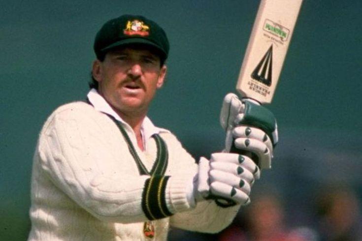 Allan Border (England.) Ashes captain who scored 8 centuries.