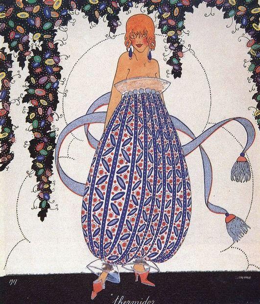 Martha Romme,  'Thermidor' 1914