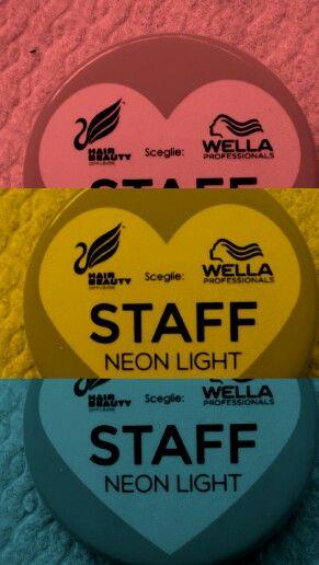 Neon Light Assisi wella