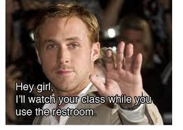 haha love it: Ryan Gosling, Schools, Girls Quotes, Hey Girls, Funny, Heygirl, Watches, Dreams Coming True, Teacher Humor