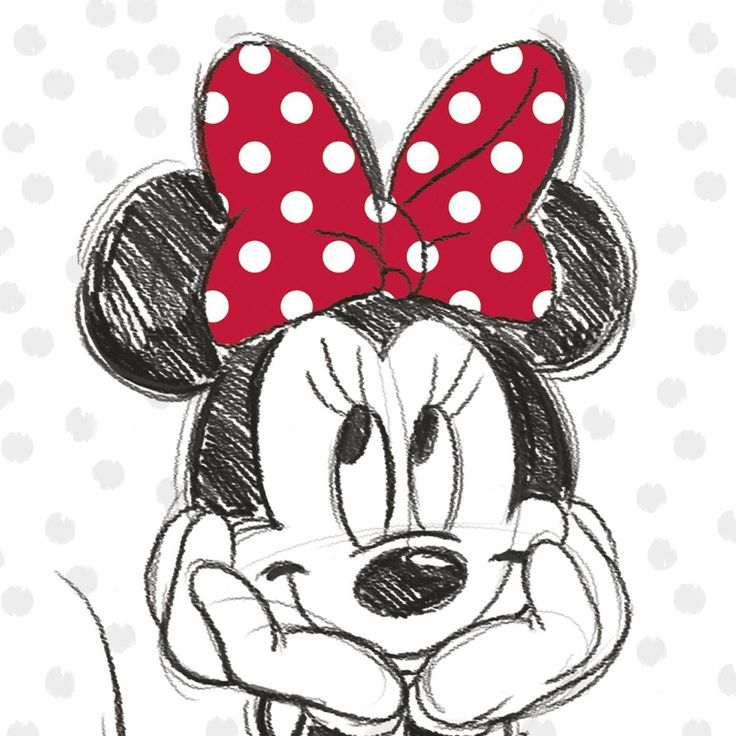 Keilrahmenbild Disney 35×35 – Nadja