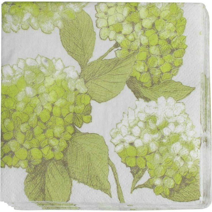 Hortensia servietti