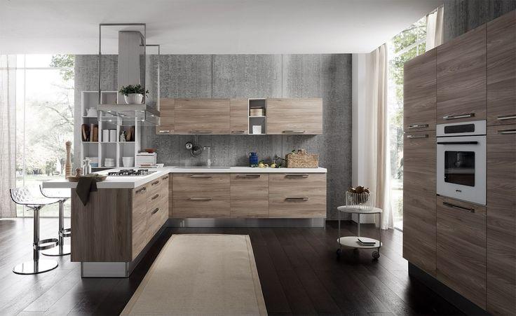 EffeQuattro modern italian kitchen olasz konyhabútor
