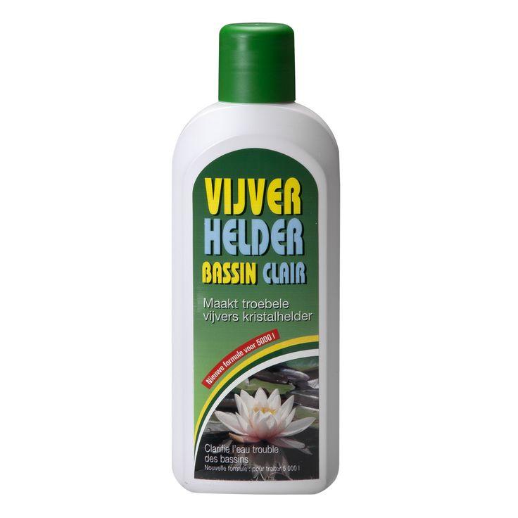 Velda Vijverhelder 500 ml - heeft een nieuwe #recensie op: https://www.tuincentrumoverzicht.nl/product/6698/velda-vijverhelder-500-ml/recensies#recensie-298339 - @TCoverzicht