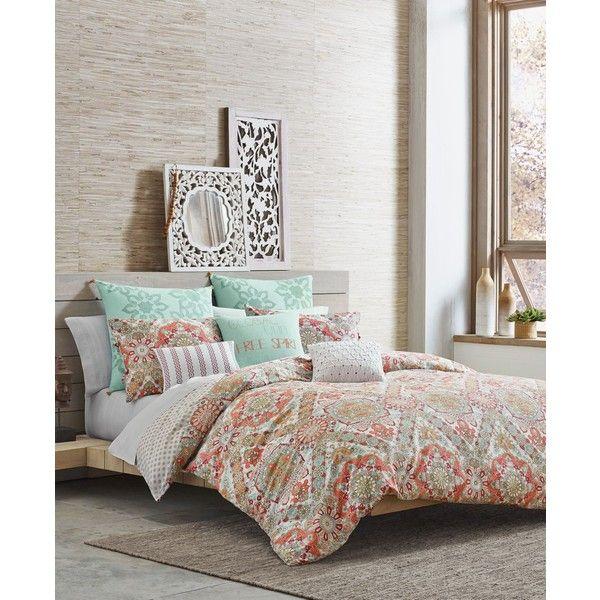 Under the Canopy Adventurer King Comforter Set, 100% Organic Cotton ($180) ❤ - Best 10+ Oversized King Comforter Ideas On Pinterest Down