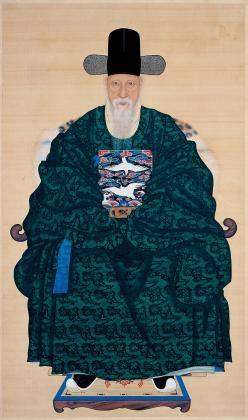 """Portrait of Oh Jae-Sun 