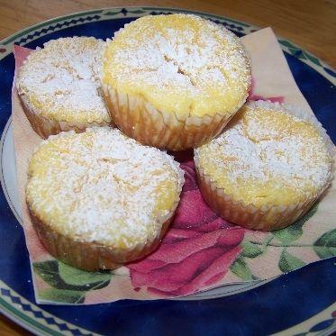Quarkmuffins/Käsekuchenmuffins