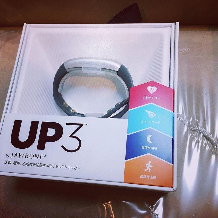 #up3 #jawbone
