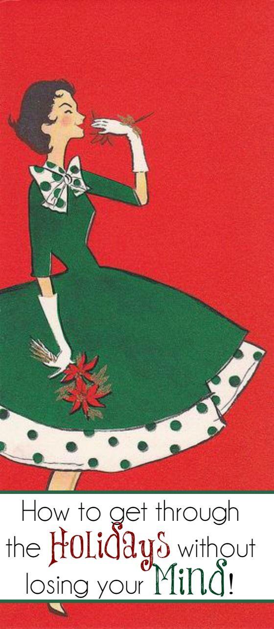 18 best Inspiración Navidad images on Pinterest | Vintage christmas ...