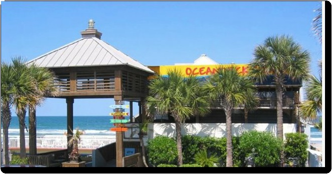 Ocean Deck Restaurant & Bar - Daytona Beach Florida