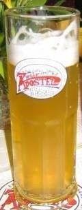 Cerveja Zwölf Apostel Helles, estilo Keller/Zwickel, produzida por Zwölf Apostel, Alemanha. 3.5% ABV de álcool.