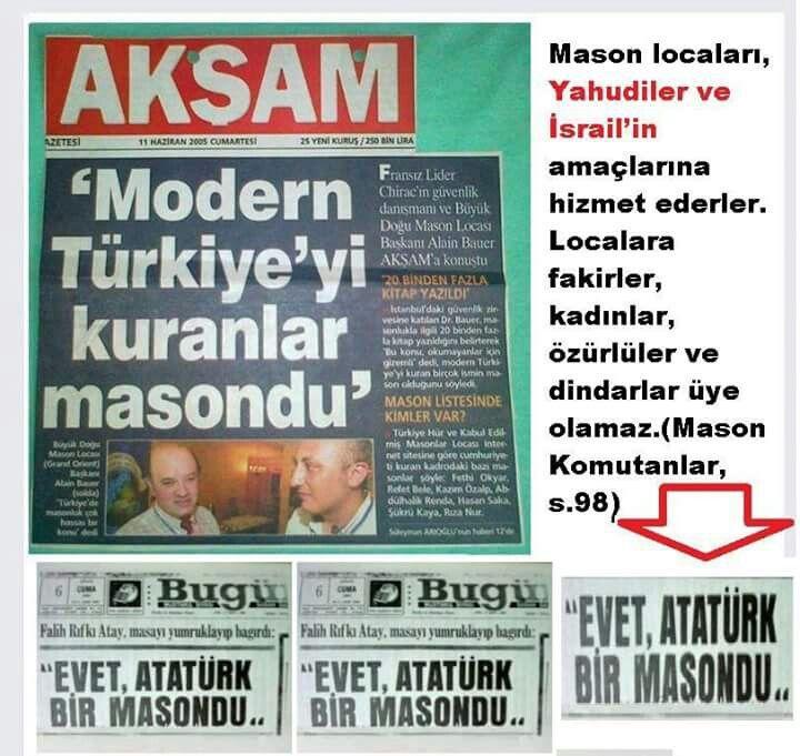 Mason Atatürk