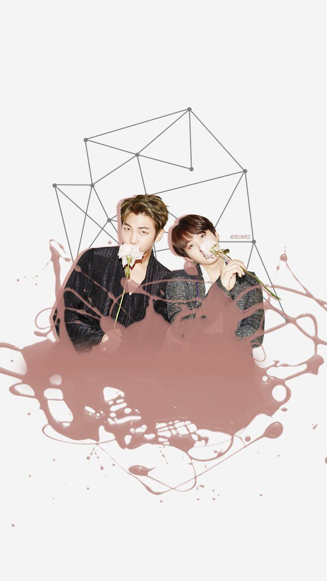 BTS / SugaMon | Suga & Rap Monster / Lockscreen