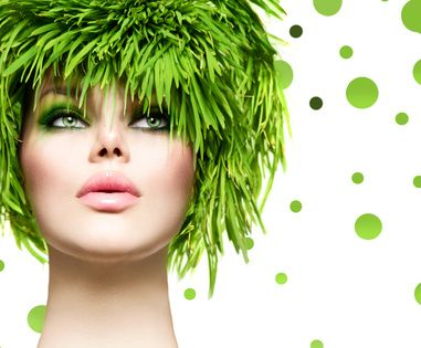 Organic Color Systems at Harmony Eco Spa. Finally a safe and healthy way to color and treat your hair.