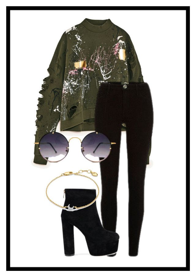 """Casual 1"" by plainjanestyling on Polyvore featuring Spitfire and Missoma"