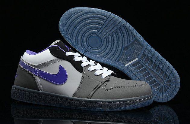 Authentic Cheap Air Jordan 1 Shop with Confidence Authentic Cheap Air Jordan retro 1 dark blule grey shoe for sale