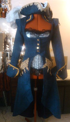 Variation of the Simplicity Pattern? I say Ahoy, Pirate Mistress.