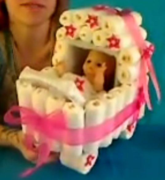 Diaper Stroller tutorial