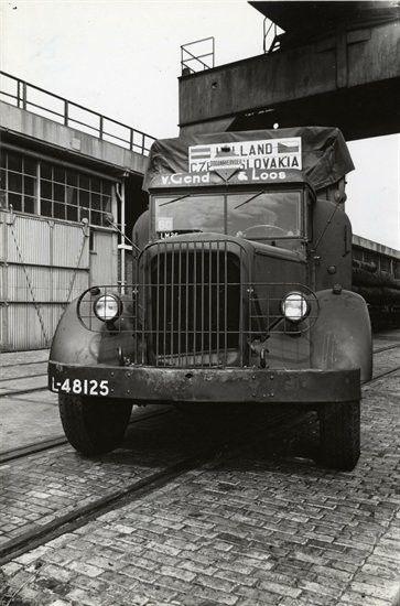 Mack Holland -Tsjechië- lijn.