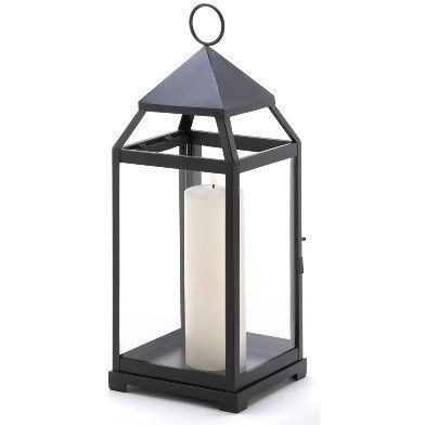 Contemporary Large Candle Lantern