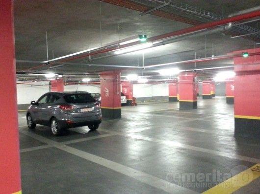 Inutilitatea parcării de la Universităţii - http://cemerita.ro/inutilitatea-parcarii-de-la-universitatii/