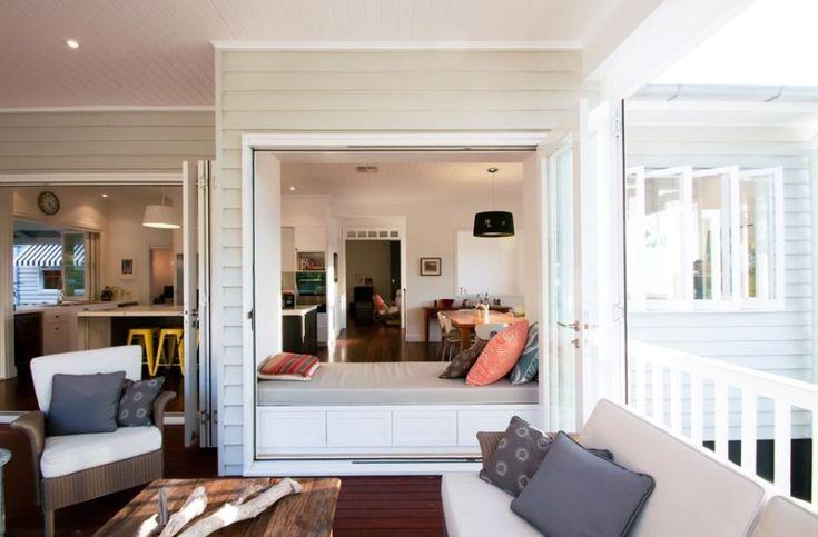Beautiful Queenslander renovation by Harris Designs