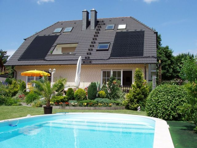 die besten 25+ poolheizung ideen auf pinterest ... - Sonnenkollektor Pool Selber Bauen