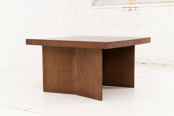 Frank Lloyd Wright Partners Desk