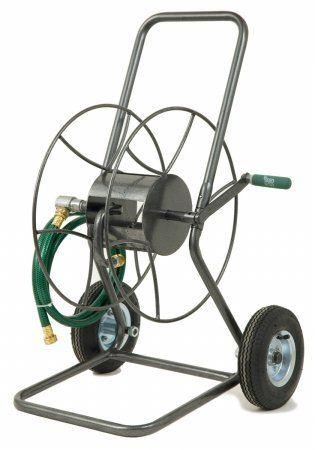 metal hose cart
