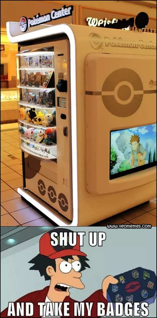 ★★★★★ Memes tumblr: El mejor Pokémon Center I➨…