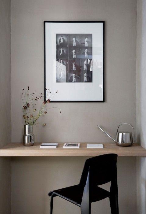 Bespoke table in Dinesen Oak at the Kinfolk Gallery in Copenhagen