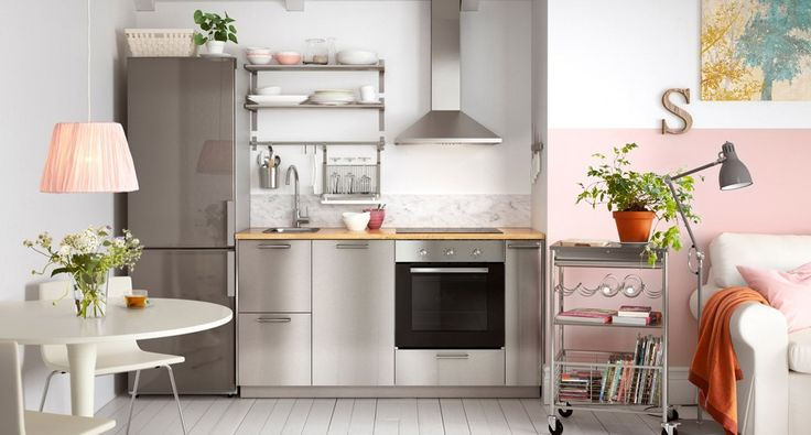 25 Awesome Industrial Kitchen Design Ideas