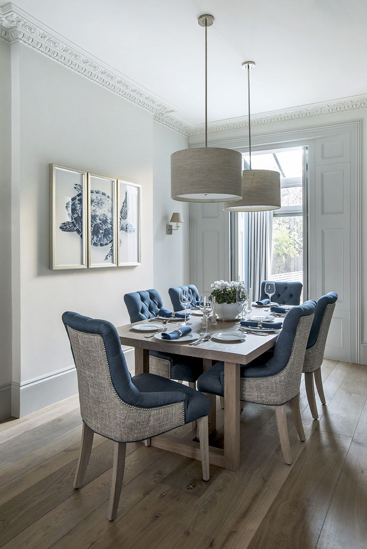 London Townhouse Dining Room Sims Hilditch Interior