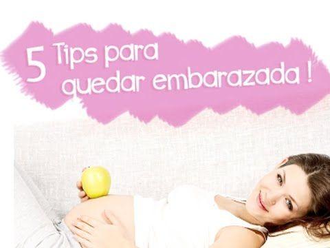 5 tips para quedar embarazada