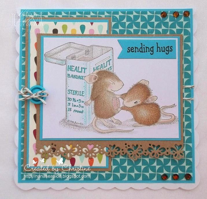 199 best Cards--House Mouse images on Pinterest | Mäuse ...