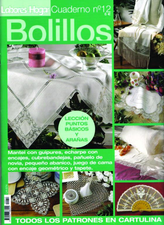 CUADERNO DE BOLILLOS 012 - Almu Martin - Álbumes web de Picasa