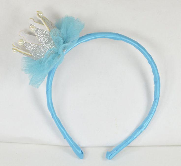 10 Cinderella Crown/Tiara Headbands Princess Crown by MyPartyStory