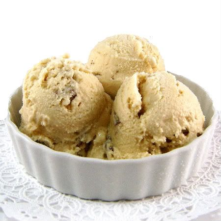 Butter Pecan Ice Cream with RECIPE | Homemade Ice Cream ...