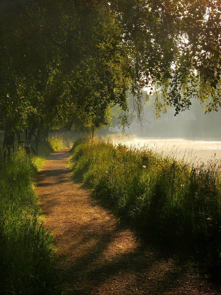~Göta Kanal, Motala, Sweden~
