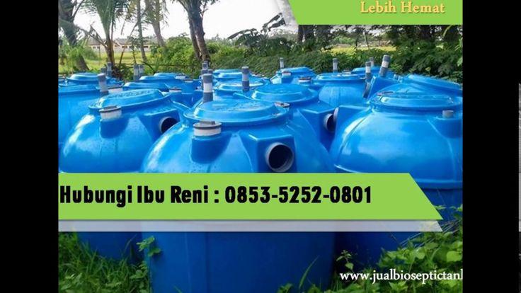 Bio Septic Tank Jakarta | Septic Tank Biotech | 0853-5252-0801
