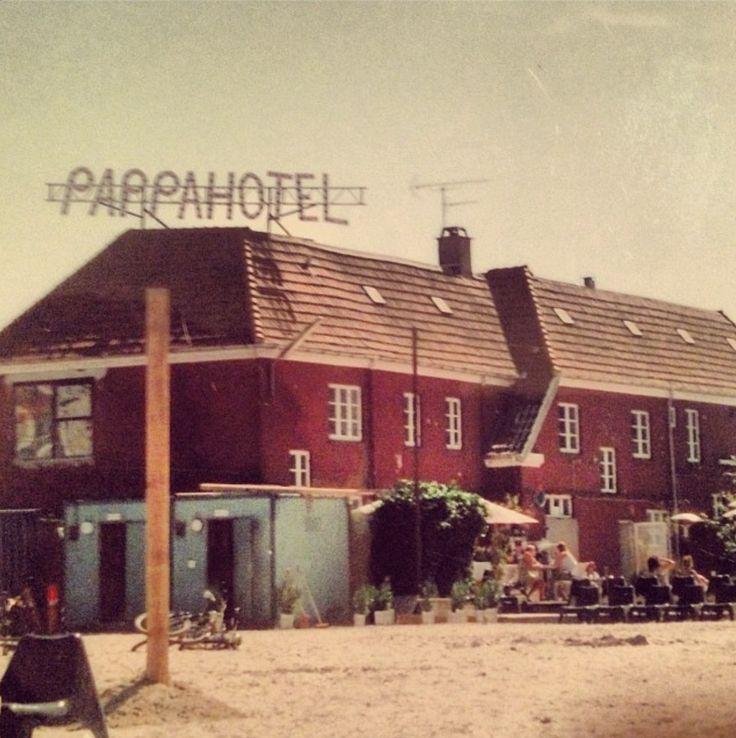 Papa Hotel Copenhagen in 2002
