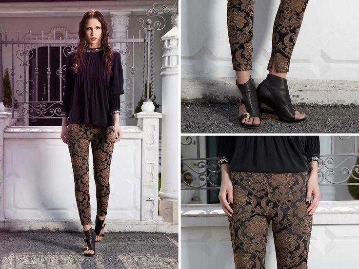 #pants #damascato