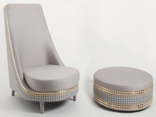 Merveilleux COLLECTION: Salon, 2011 The Collection Will Consist Of Six Furniture Pieces  Inspired By The ...