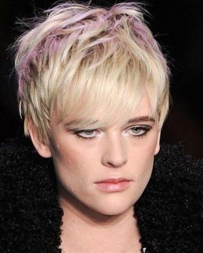 20 corto y entrecortado Peinados para Edgy Mujeres //  #corto #Edgy #entrecortado #mujeres #para #Peinados