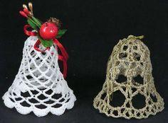Schemi uncinetto gratis - Campanelline crochet