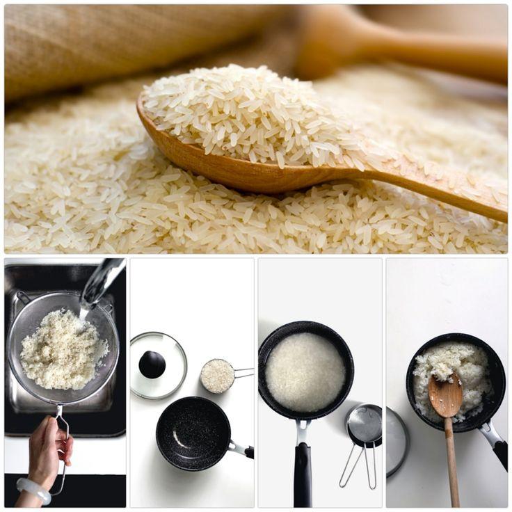 Wie können Sie Reis richtig kochen
